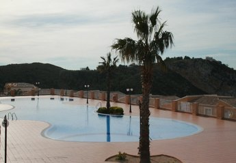 House in Spain, Cumbre del Sol: Casa Tabita Moraira | Communal pool