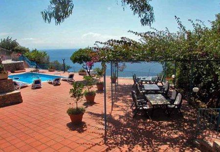 Villa in Amalfi, Italy