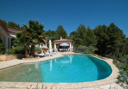 Villa in Montauroux, the South of France