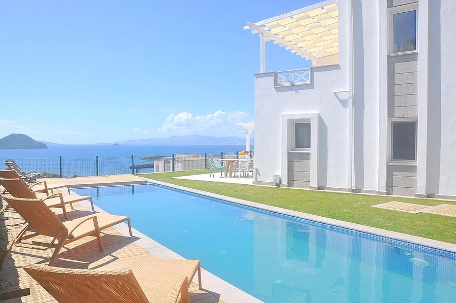 Villa in Turkey, Kadikalesi