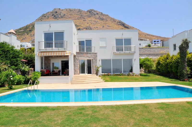 Villa in Turkey, Turgutreis Marina