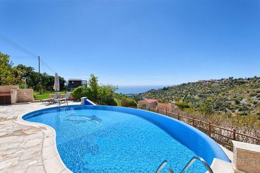 Breath Taking Sea Views - Exclusive Luxury Villas - Infinity Pool
