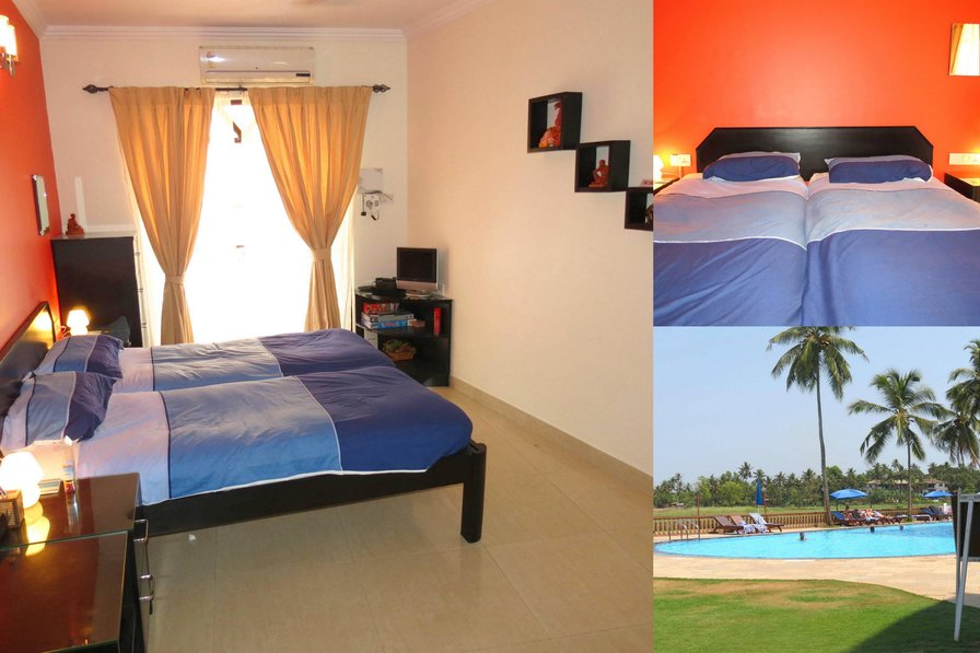 Studio apartment in India, Goa