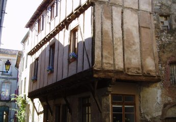 House in France, Lagrasse: OLYMPUS DIGITAL CAMERA