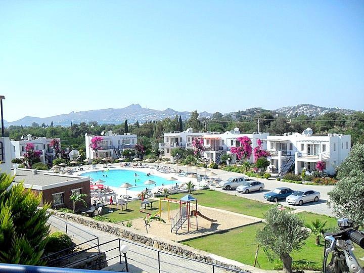 Apartment in Turkey, GERIS