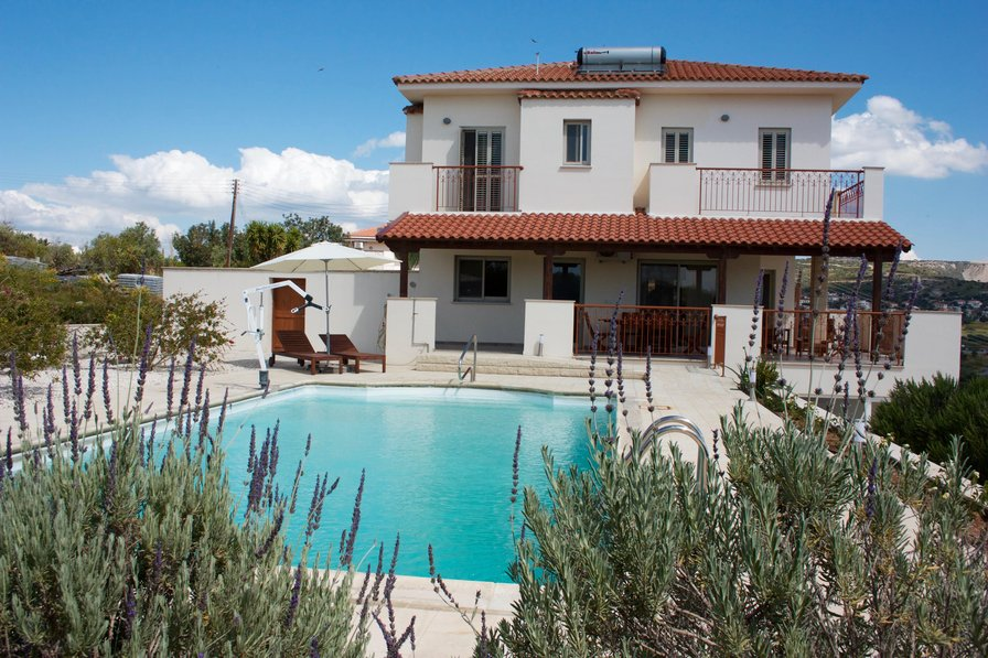 Villa in Cyprus, Larnaca, south