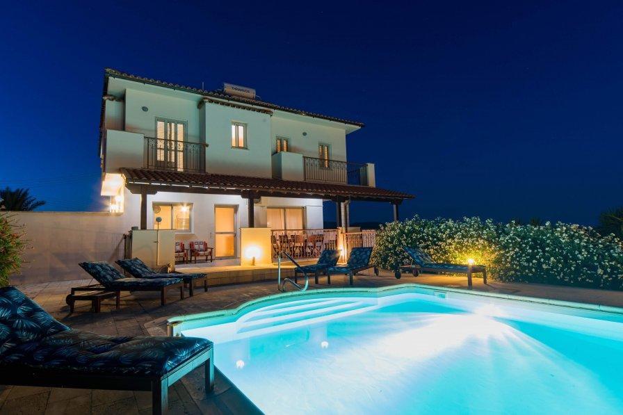 Villa in Cyprus, Larnaca South