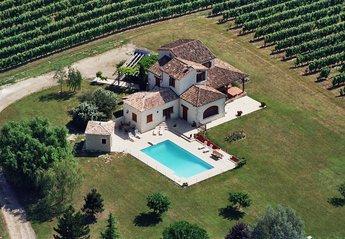 House in France, VILLENEUVE SUR LOT: La Maison at Domaine du Grand Mayne