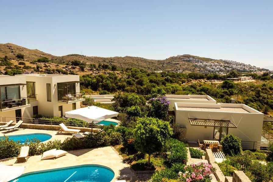 Villa in Turkey, GERIS