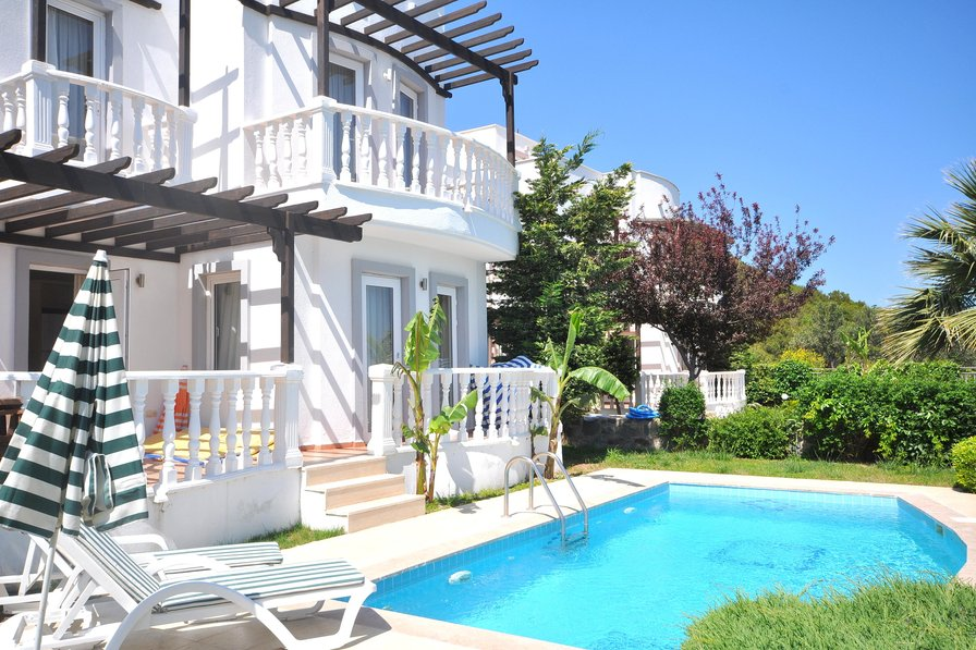 Villa in Turkey, GERIS