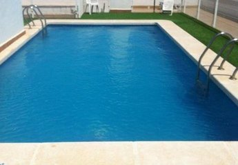 Apartment in Spain, Los Montesinos: Rooftop pool