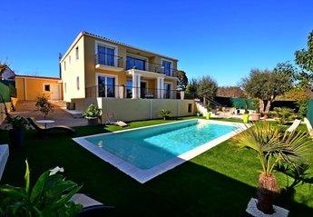 Villa in France, Villeneuve-Loubet