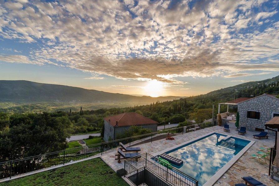 Villa in Croatia, Čilipi