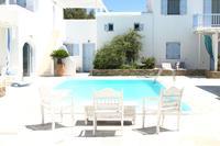 House in Greece, Ornos