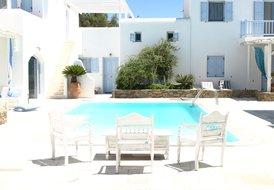 House in Ornos, Mykonos