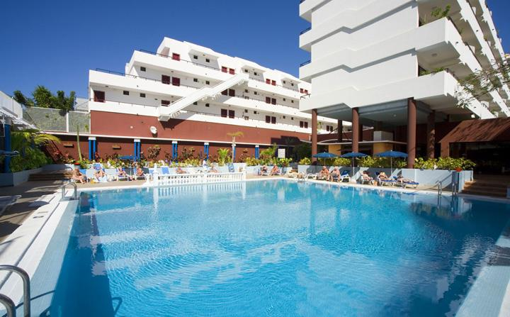 Studio apartment in Spain, Playa de las Americas