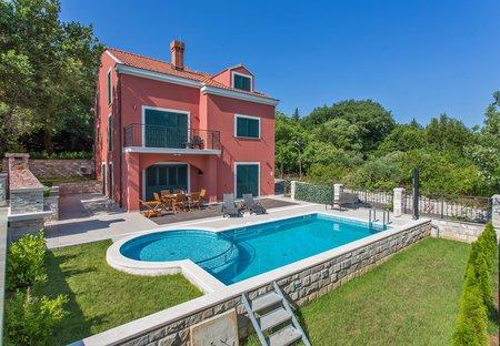 Villa in Gruda, Croatia