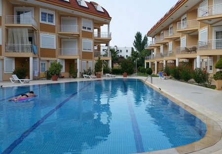 Apartment in Merkez, Turkey