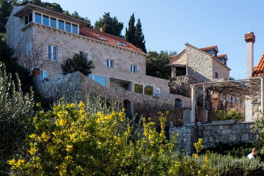 Apartment in Croatia, Sudurad