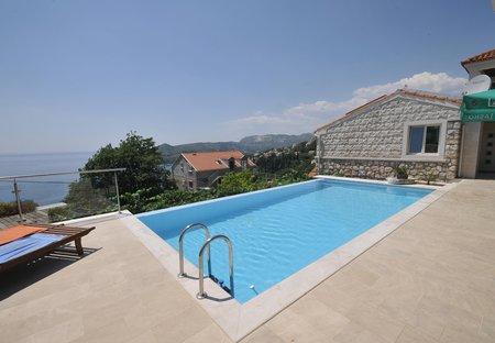 Villa in Zavrelje, Croatia: ZAVRELJE - DUBROVNIK, CROATIA, 09.06.2014.ART GALLERY VILLA - MORAVEC..