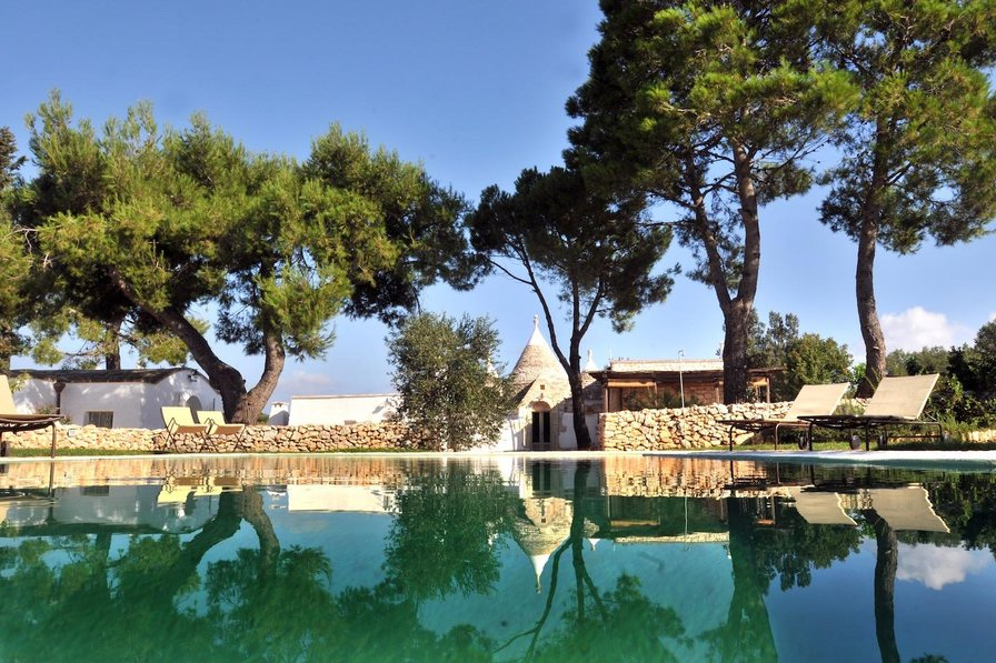 Owners abroad Trullo Amore Mio: Luxury Trullo Complex with Infinity Pool