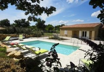 Villa in France, La Verdiere