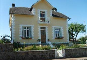 Village House in France, Lapleau