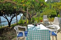 Apartment in Italy, Ravello: 01 Il Nido terrace with sea view