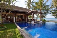 Villa in Thailand, Bang Por: Pool and terrace