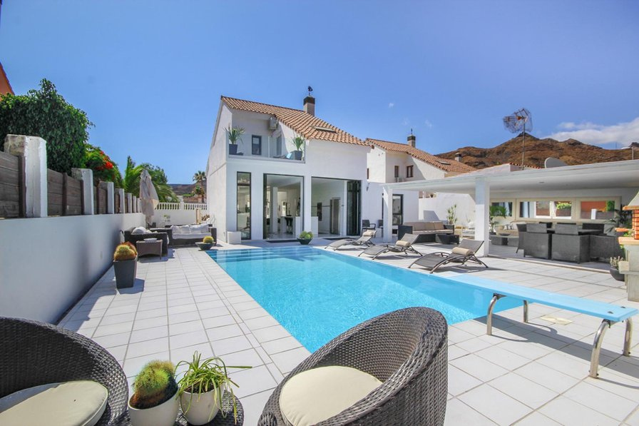 Owners abroad Villa Blanca with private pool