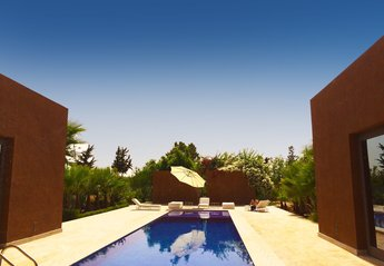 Villa in Morocco, Taseltant: Fabulous private pool