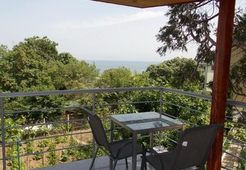 Apartment in Bulgaria, Golden Sands: sea view