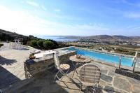 Villa in Greece, Parikia: Unobstructed views. Truly enchanting.
