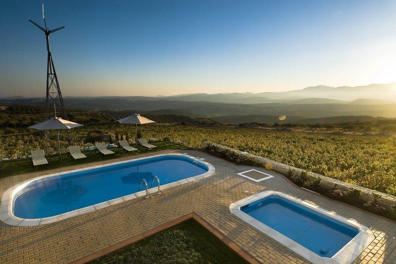 Villa in Greece, Heraklion