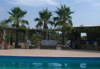 Villa in Spain, Son Gual: pool and bar