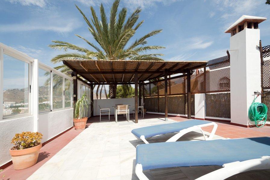 CASA GAVIOTA - Holiday Beach House in Almuñécar (Granada)
