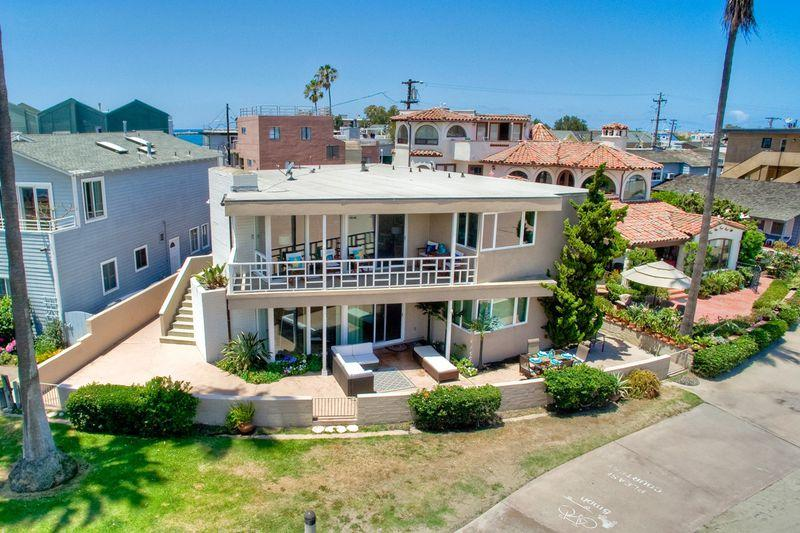 House in USA, San Diego
