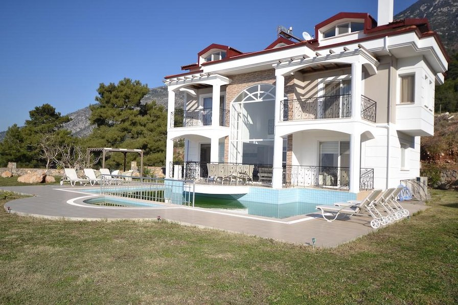Villa in Turkey, Ovacik