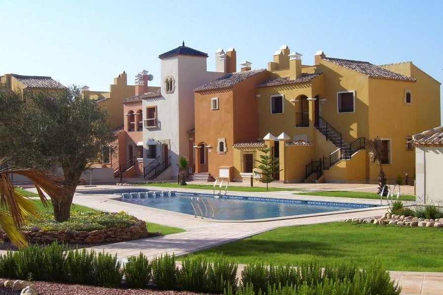 La Finca Golf - Luxury 2 Bedroom Apartment