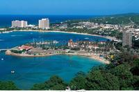 Apartment in Jamaica, Ocho Rios: The town of Ocho Rios