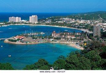 Apartment in Jamaica, Ocho Rios: The town of Ocho Rios