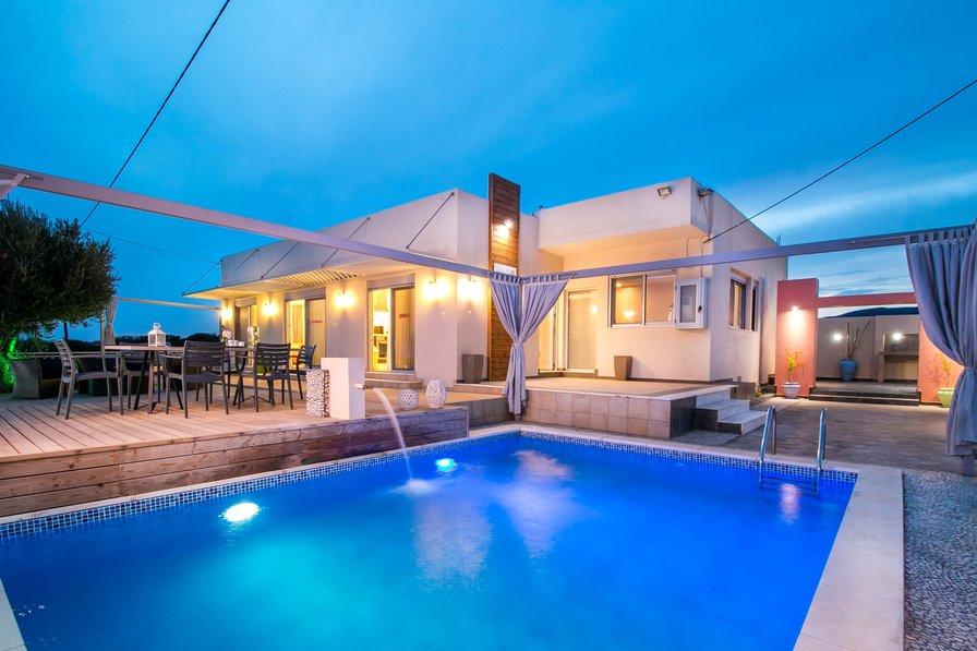 Ouranos Sea View Villa