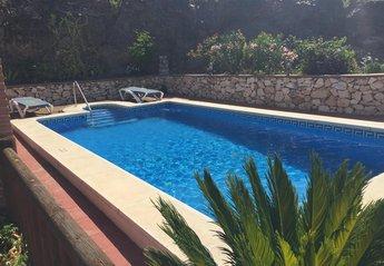 Villa in Spain, Canillas de Albaida: Pool