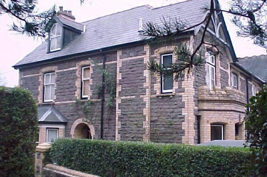 Studio apartment in United Kingdom, Monmouthshire