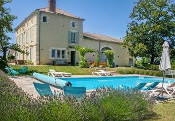 Villa in France, Baleyssagues