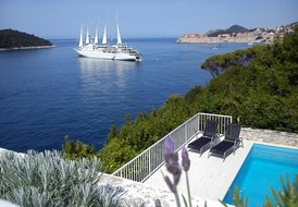 Villa in Dubrovnik, Croatia