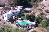 Country_house in Spain, Albox: Aerial View