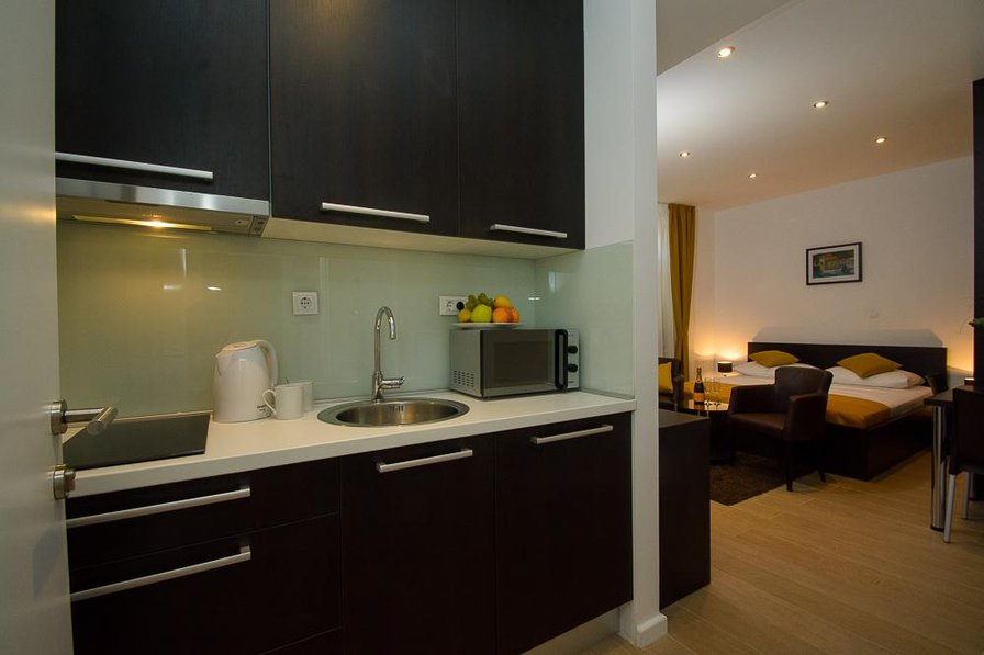 Studio apartment in Croatia, Town Split