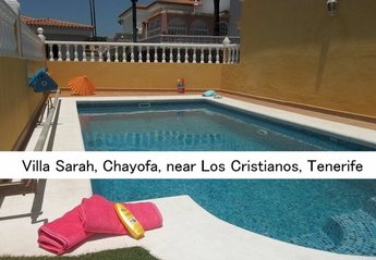 2 bedroom Villa for rent in Chayofa