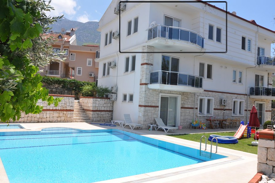 Apartment in Turkey, Hisarönü